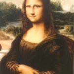 エアブラシで描く名画 モナリザ その2