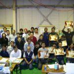 広島県エアブラシ講習会 上級中級コース&ビギナーコース