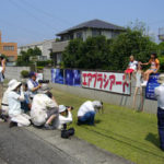 全日本写真連盟 の方々が撮影会に来られました