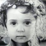 エアブラシ 描き方  『かわいい女の子』
