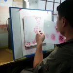 エアブラシ体験教室