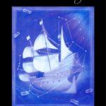 エアブラシ クリスタルシリーズ ラルゴ船座