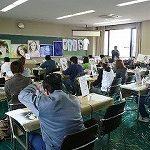 京都エアブラシ講習会がありました