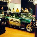 大阪オートメッセで展示されました。